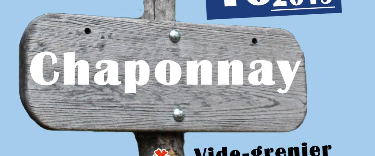 [agenda] 10 juin : Foire de Pentecôte de Chaponnay (69)